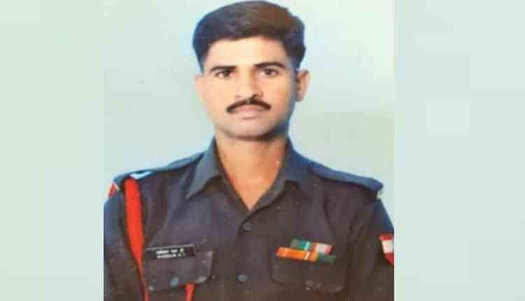 ex army man