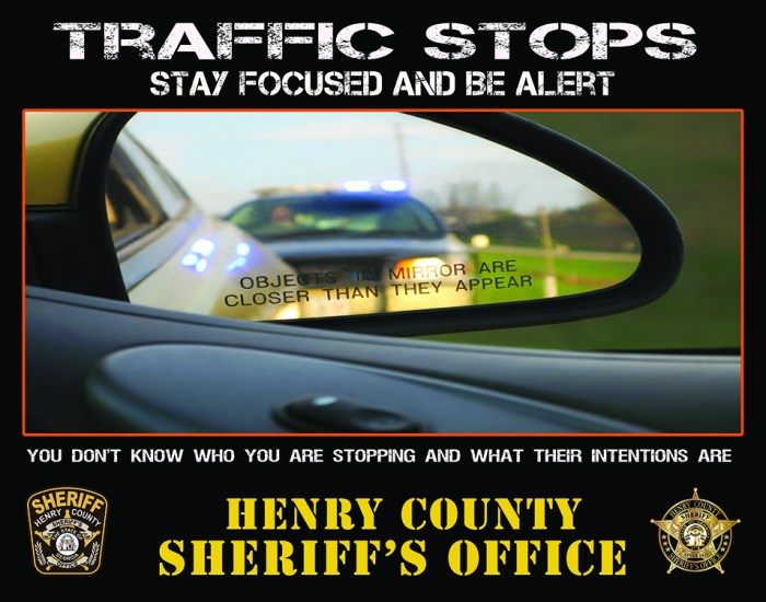 henry county georgia Sheriff poster