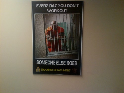 RCMP POSTER