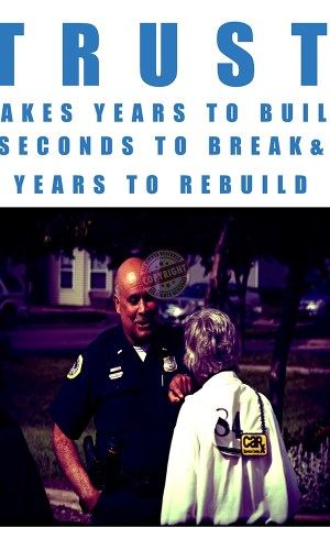 police motivation posters