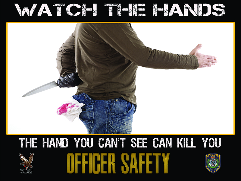 NEW SOUTH WALES POLICE POSTER