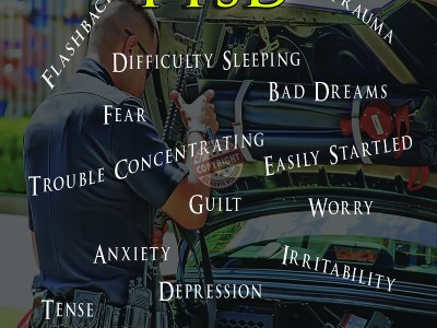 PTSD AWARENESS POSTER