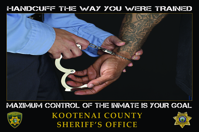 Kootenai County Sheriff's Office poster