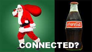 Santa Coke, police stress