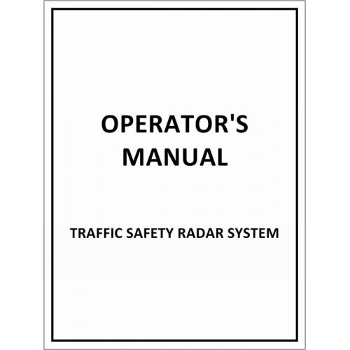 Radar Operator's Manuals