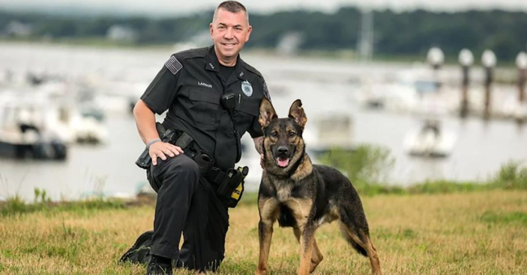 Officer Forced To Shoot K9 Partner To Stop Attack