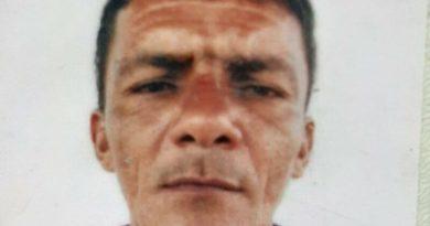 Homem desaparece e polícia divulga imagem para encontrá-lo