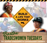 Tradeswomen Tuesday Boston 2020
