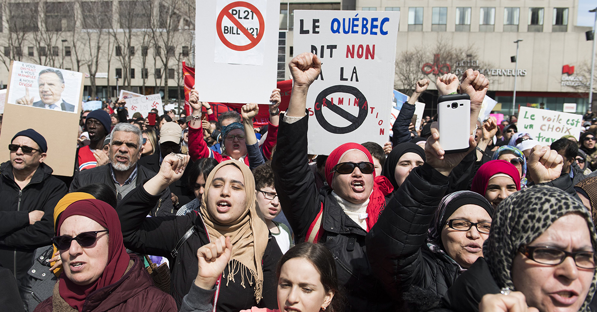 Making the democratic case against Quebecs Bill 21