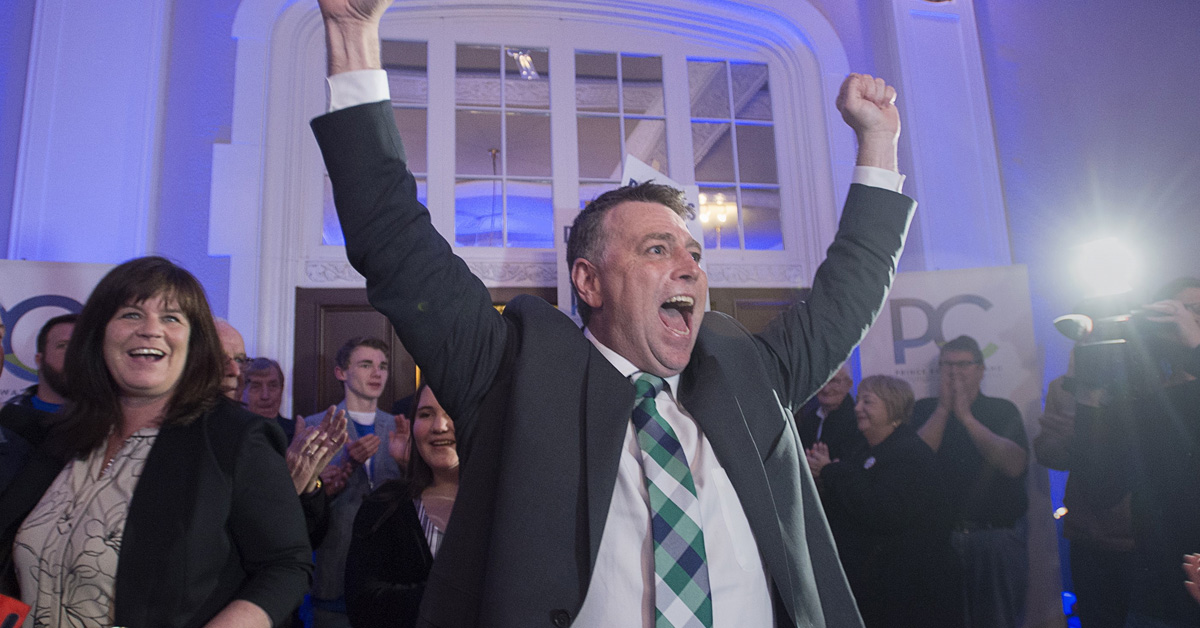 The Complex Story Of The PEI Election