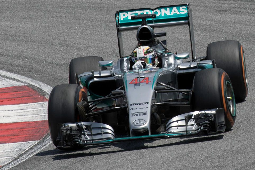 Lewis Hamilton GP Gran Bretaña