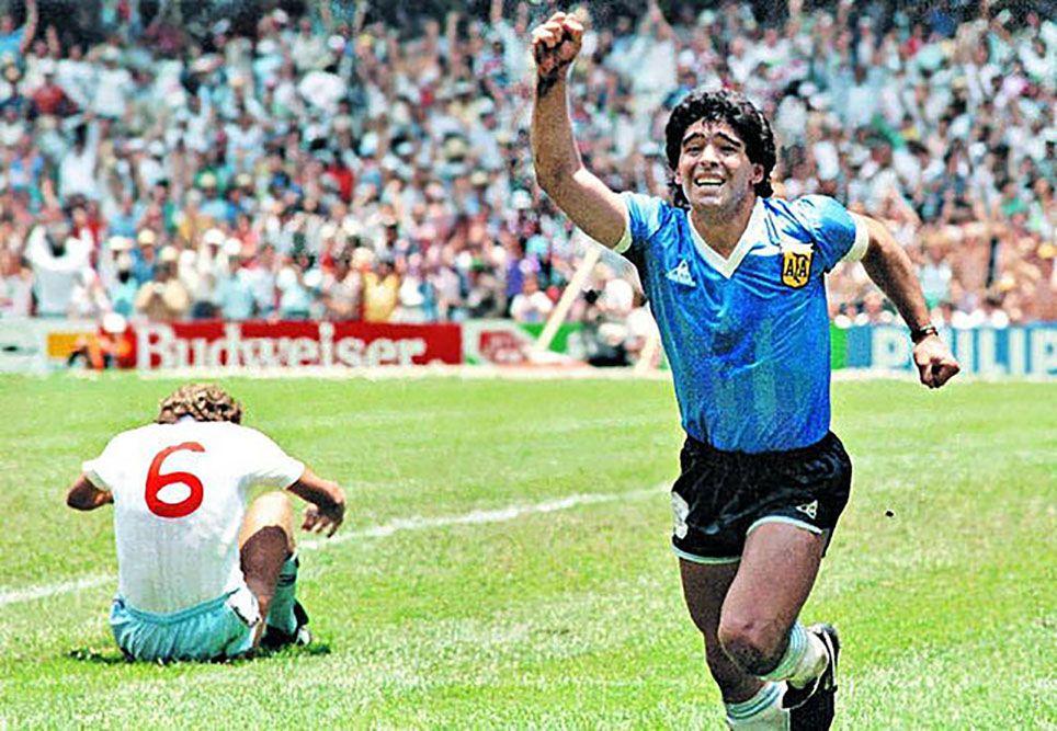 Maradona cumple 57 años - POLIDEPORTES 5d160bc3ad0f0