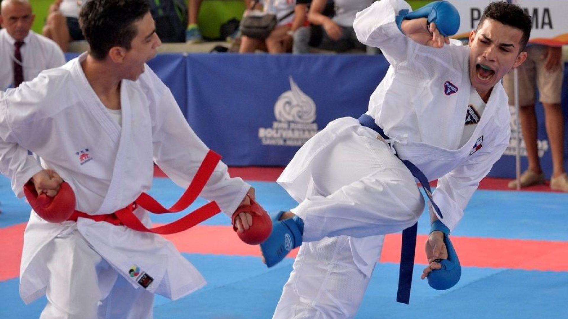 Campeonato Centroamericano y del Caribe de karate inició en Costa Rica