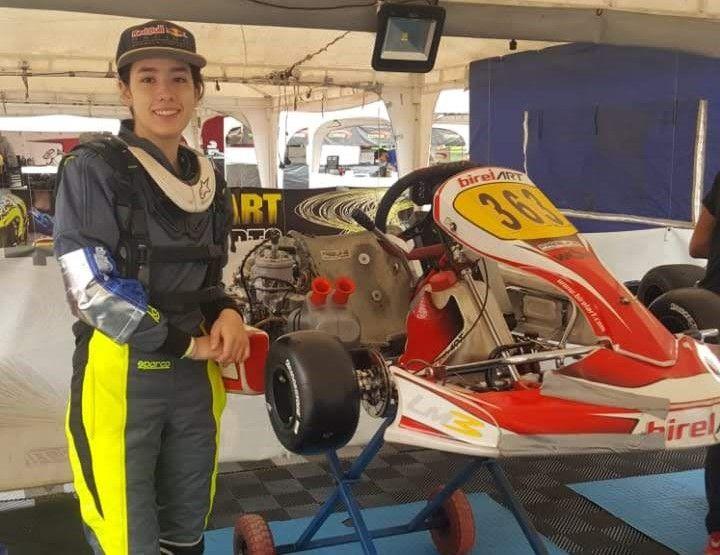 Karting Laura