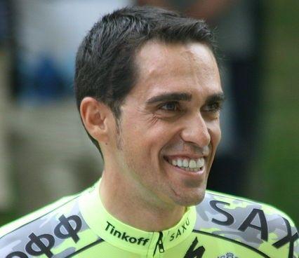 Alberto Contador fuera del Giro de Rigo