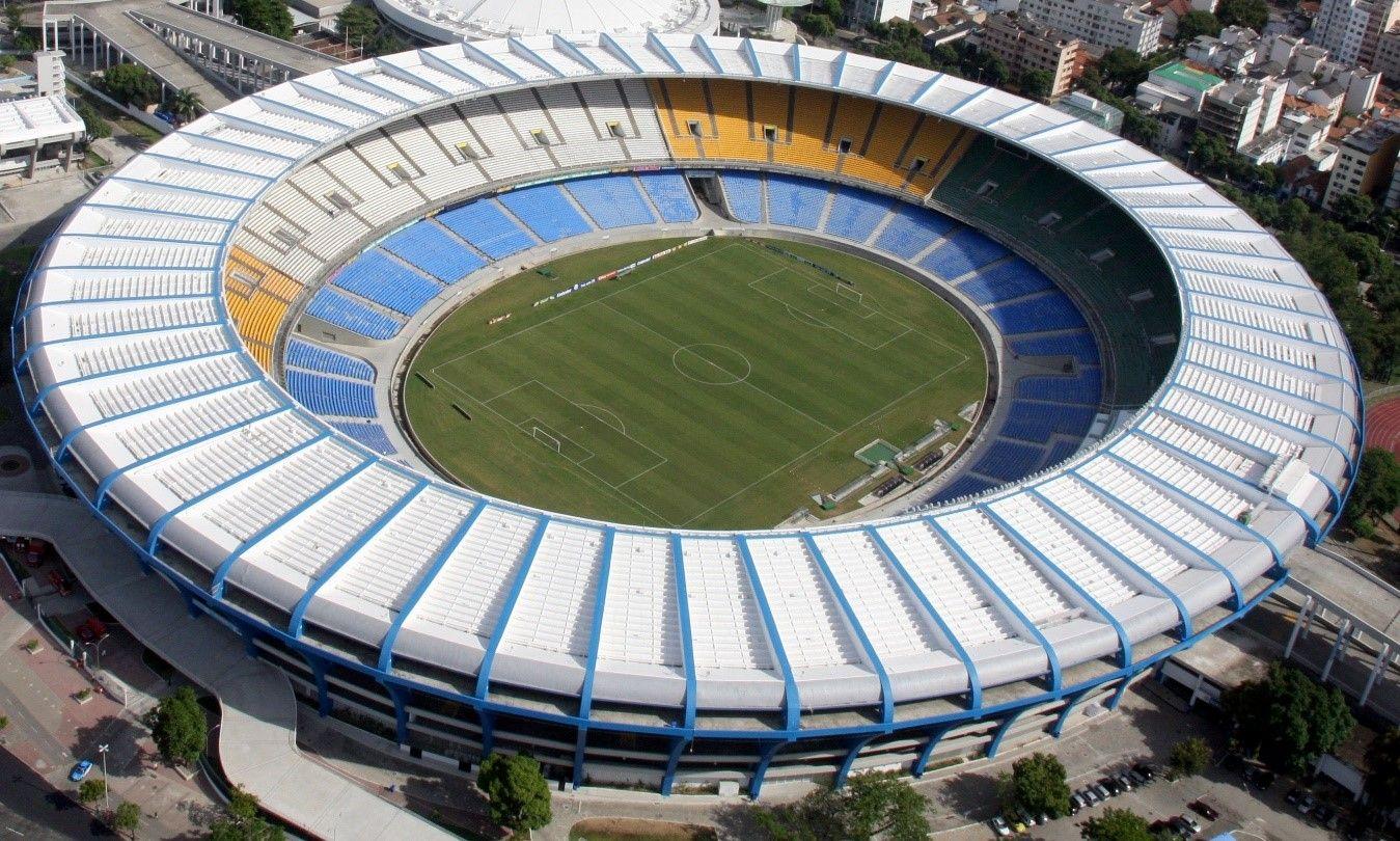 Convertirán el estadio Maracaná en un hospital
