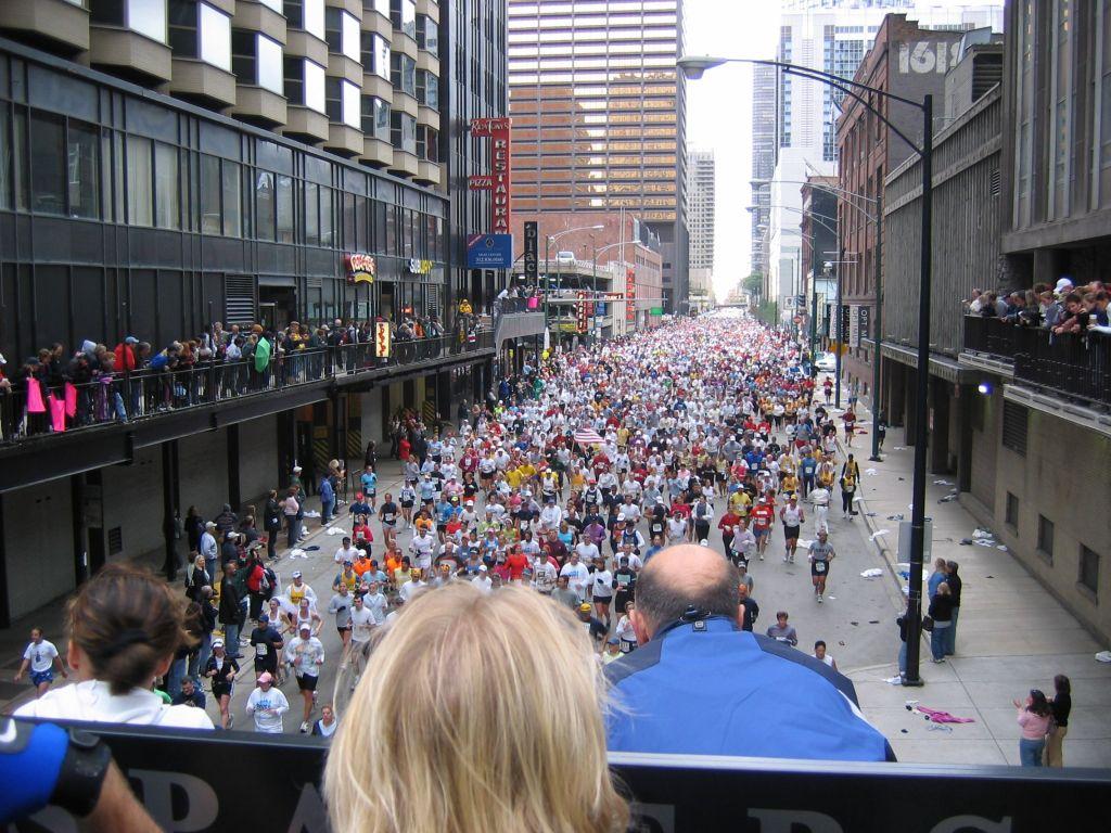 maratón de Chicago 2020