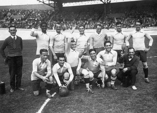 Uruguay Olímpicos 1928