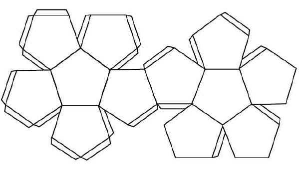 poliedrosdeplatao / Construção Manual