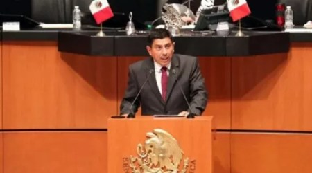 Encuentro entre AMLO y Trump es para consolidar una nueva relación bilateral:  Senador