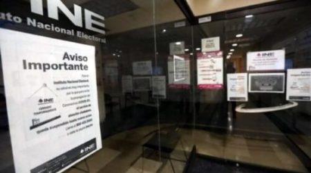 Instala INE grupo consultivo en materia de salud