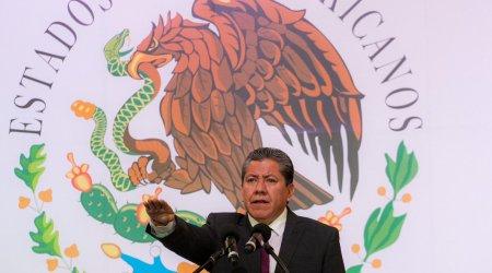 David Monreal toma protesta como nuevo Gobernador de Zacatecas