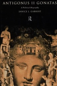 Book Cover: Antigonus II Gonatas - A Political Biography