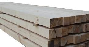 Дървени греди