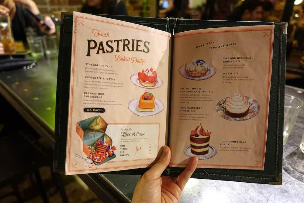 The Cafe Menu_2