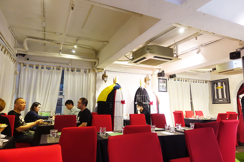 Lockeroom Dining
