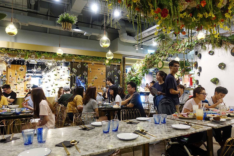 青花 champak restaurant