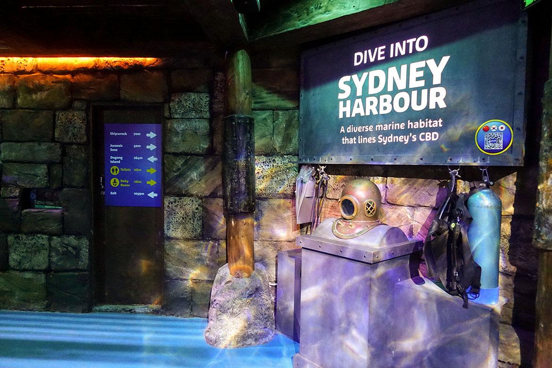 悉尼水族館 Sea Life Sydney Aquarium