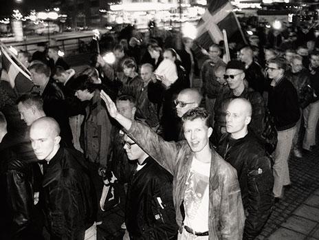Sverigedemokraternas nazistiska förflutna