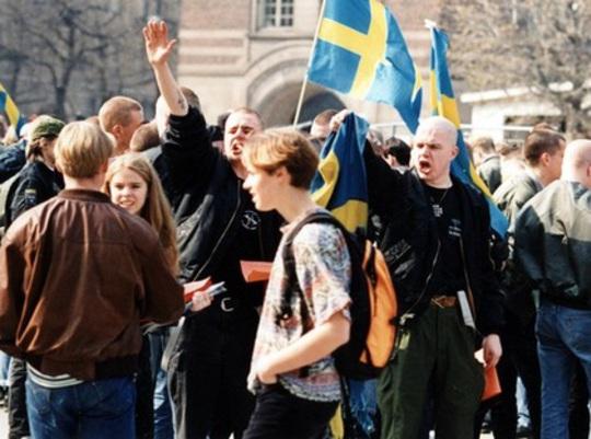 Åkessons SD 1994-1996