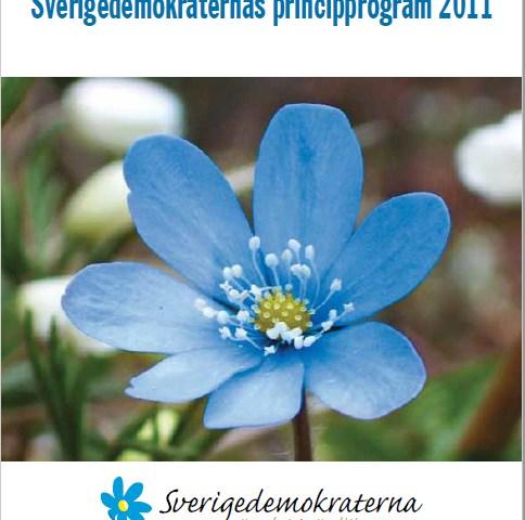 Rasismen i Sverigedemokraternas principprogram del 1