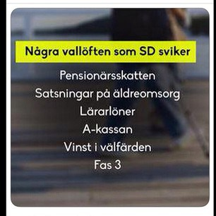 Sverigedemokraternas politik och argument