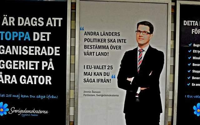Sverigedemokraternas EU-kampanj – Resultatet samband eller slump?