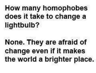 Hatet mot HBTQ finns överallt