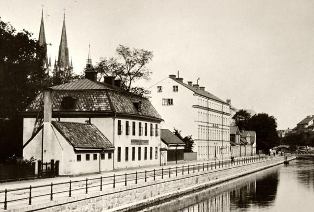 Det första rasbiologiska institutet låg inte i Sverige