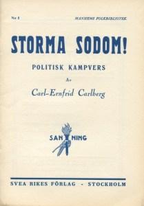Sverigedemokraterna diktare