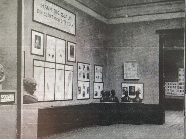 Den svenska folktypsutställningen 1919 och skönhetstävlingen 1921