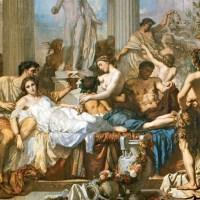 L'art de s'empiffrer à Rome