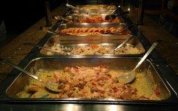 Grand Hotel Crete review restaurant food