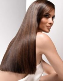 кератирование на длинные волосы прекрасный результат