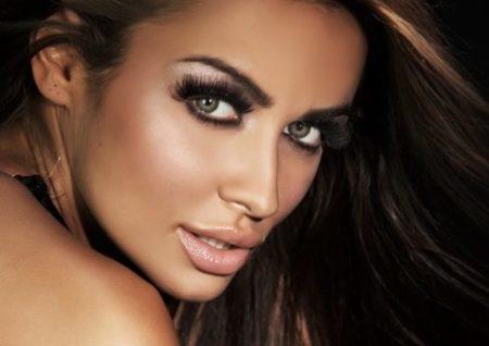 Карандашная техника для макияжа глаз