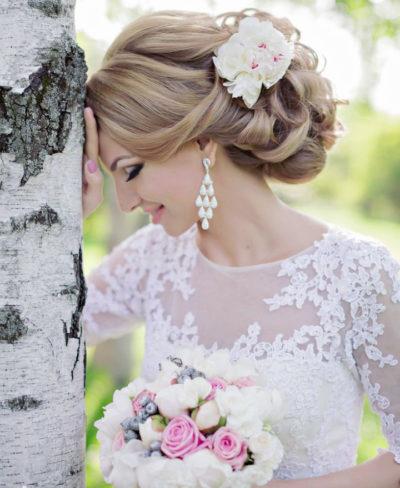 Свадебный образ невесты в стиле Бохо