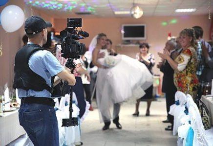 Заказать съемку клипа на свадьбу
