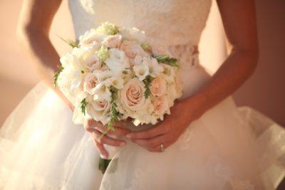Букет невесты для свадьбы под ключ в подмосковье
