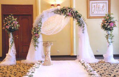 Оформление свадьбы цены Лобня
