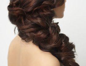 Греческая коса на выпускной Долгопрудный